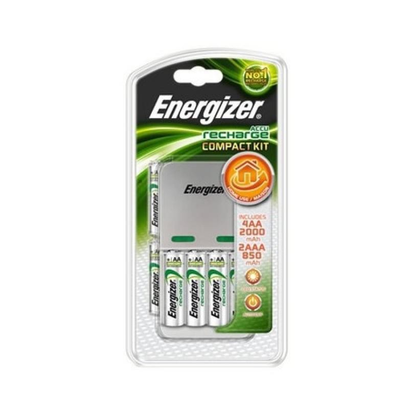 Energızer Şarj Cihazı Compact