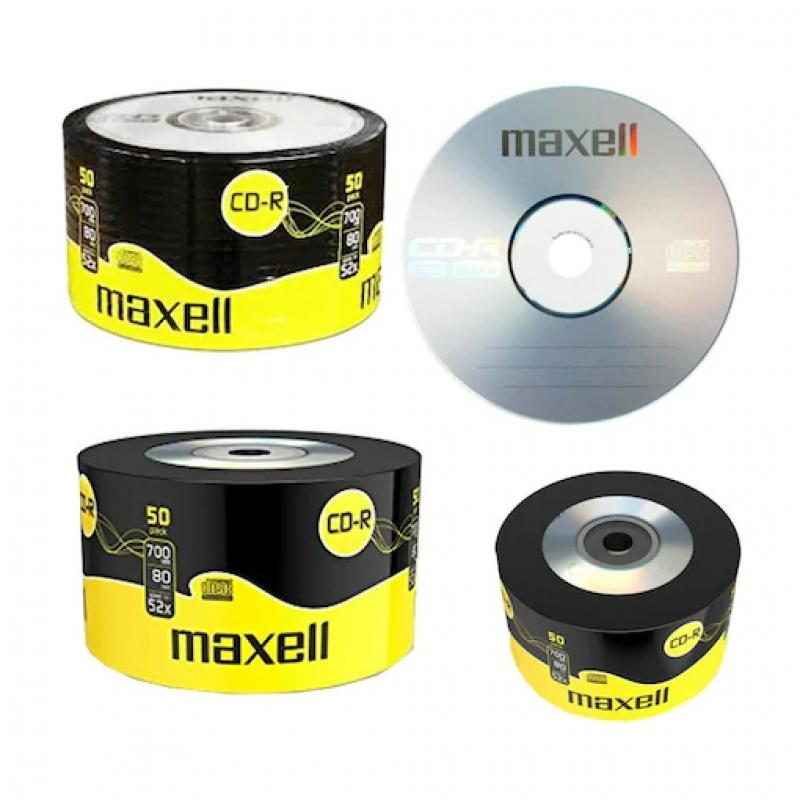 MAXELL CD + R