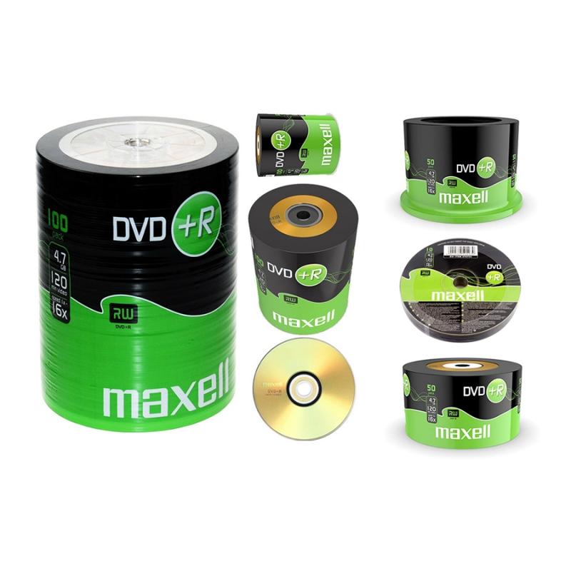 MAXELL DVD - R