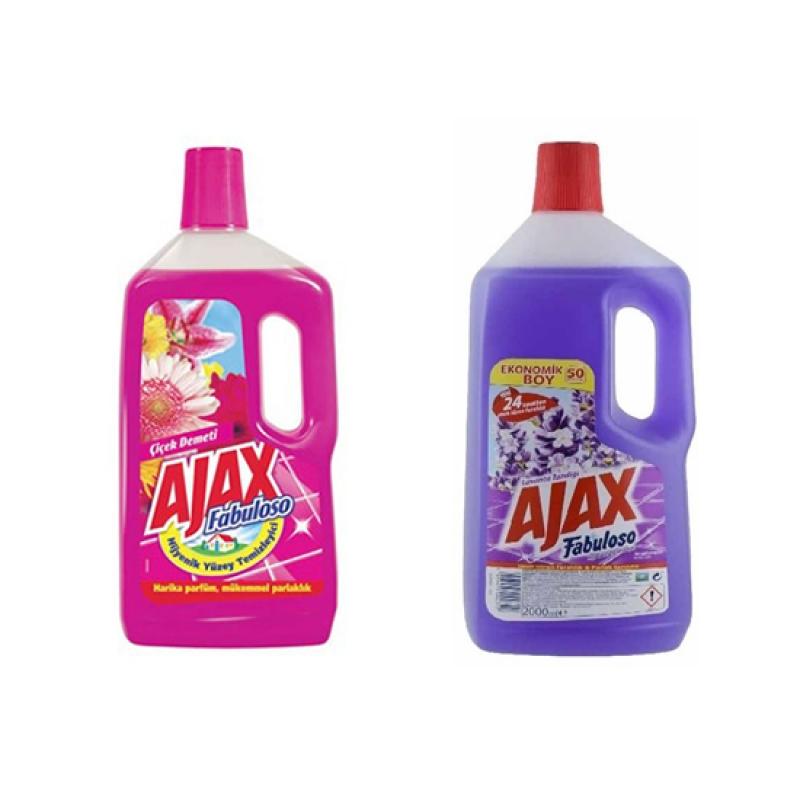 Ajax Deterjan Fabuloso